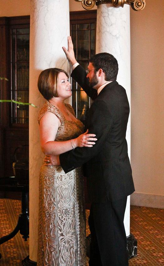Ian crocker wedding