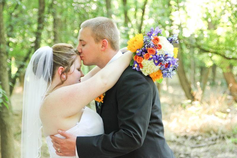 Bentonville AR Wedding Photography